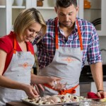 """One Pot Cooking: a Busy Mom's Best Friend! #ad #onepotcooking Check out chef Ryan Scott's course """"One Pot Cooking"""" on Craftsy for his 10-part online video series! #cooking #easymeals #slowcooker #sheetpan #food #recipes"""