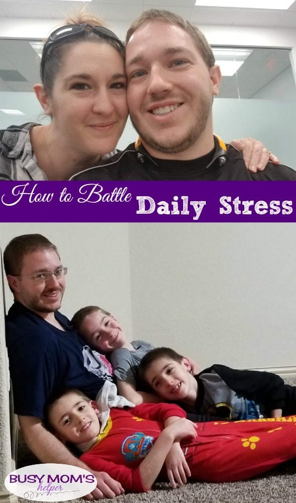 How to Battle Daily Stress #parenting #stress #lifehack #selfhelp #health #selfcare #motherhood #busymom #busymoms