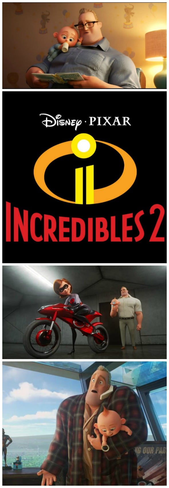 Incredibles 2 Worth the Long Wait #incredibles2 #partner #disney #pixar #disneypixar #movie #superhero