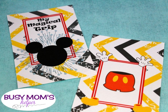 Unofficial Disney Autograph & Activity Book - nab it in pdf form or a printed & bound book! Great for lines, travelling to the parks & just for fun! #disney #disneyland #waltdisneyworld #disneytravel #familytravel