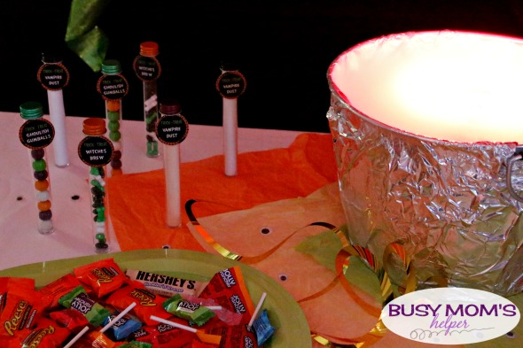 Halloween Lighting Fun for the whole family! #AD #PhilipsHue #myhue #Halloween @philipslightsThrow a monster bash, greet trick-or-treaters in a frightfully delightful way, or just go a little 'extra' this holiday with this awesome Halloween lighting!
