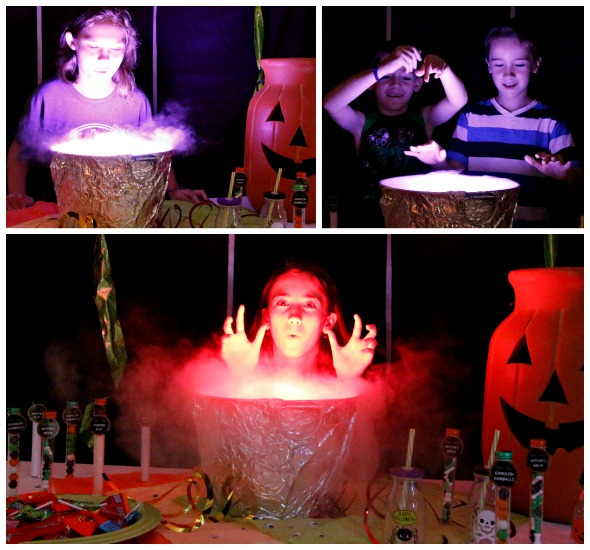 Halloween Lighting Fun for the whole family! #AD #PhilipsHue #myhue #Halloween @philipslights Throw a monster bash, greet trick-or-treaters in a frightfully delightful way, or just go a little 'extra' this holiday with this awesome Halloween lighting!