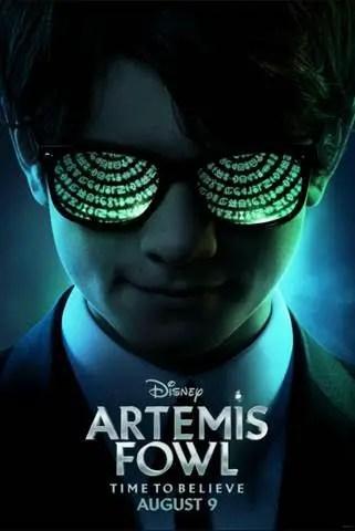 Walt Disney Movies Coming in 2019 #ArtemisFowl #movies #2019movies #theater