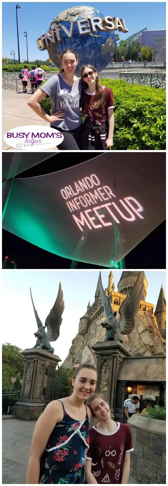 Our First Orlando Informer Meetup #orlandoinformer #oimeetup #universalorlando #universalstudios #travel