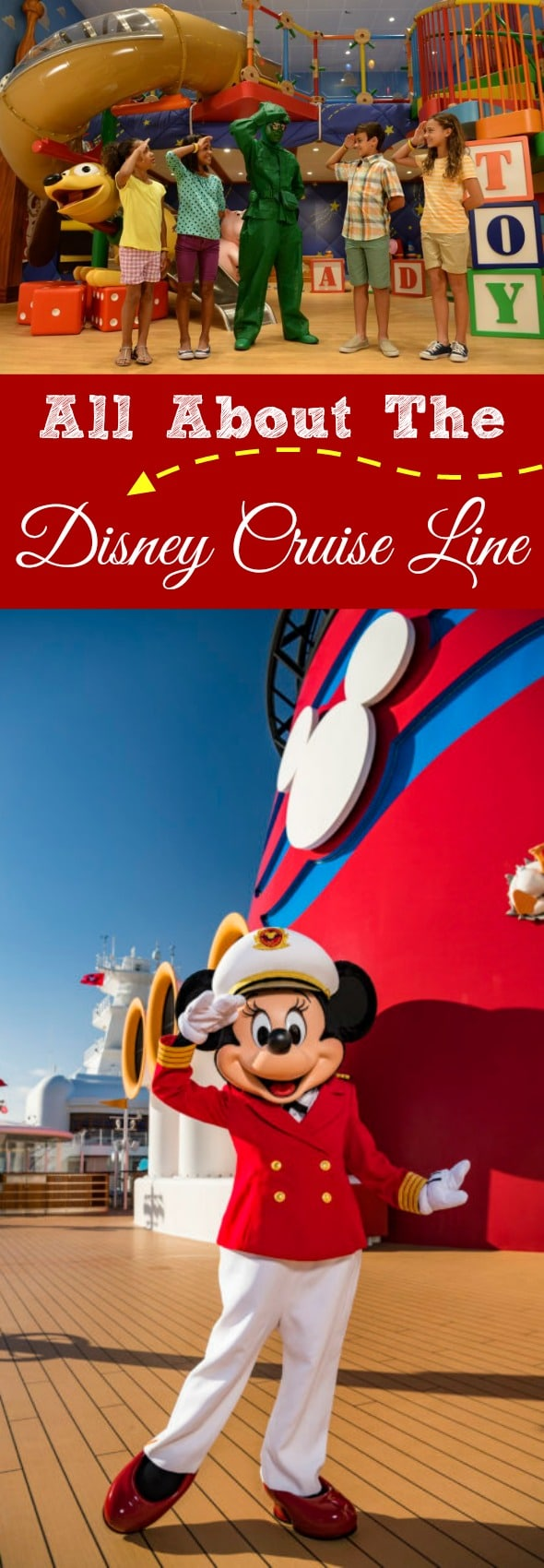 What you need to know about Disney Cruise Line vacations #travel #disney #disneycruise #familytravel