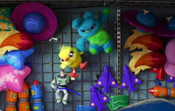 Toy Story 4: Laughs & Feelings to Infinity & Beyond! #ToyStory4 #partner
