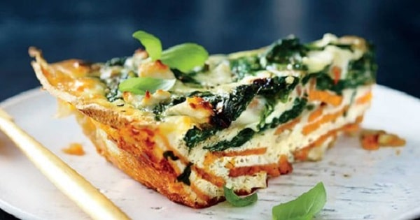 Healthy Low-Fat Quiche You and Your Children Will Love