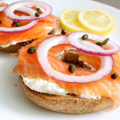 Easy Lox recipe at home