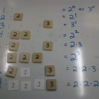 Prime Number Manipulatives