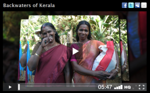 Image of Animoto video (women in India)