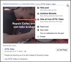 hide-in-facebook