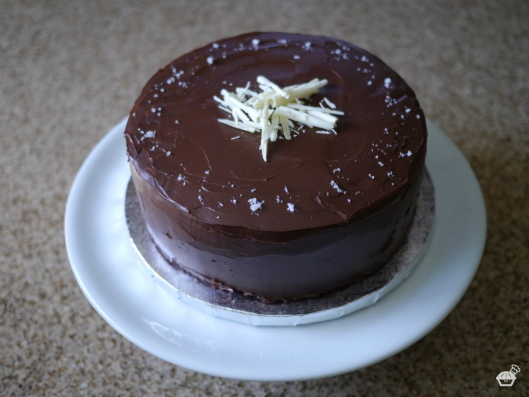 Betty's Chocoholic Cake