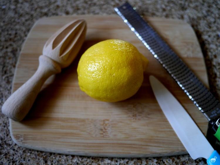 Lemon Sugar Cookies Lemon
