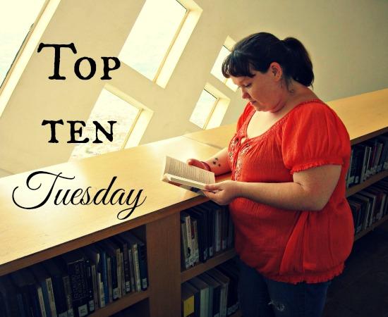Top Ten Tuesday, Never Ever (1/4)