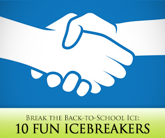 Break the Back-to-School Ice! 10 Fun Icebreakers for the Beginning of the Year