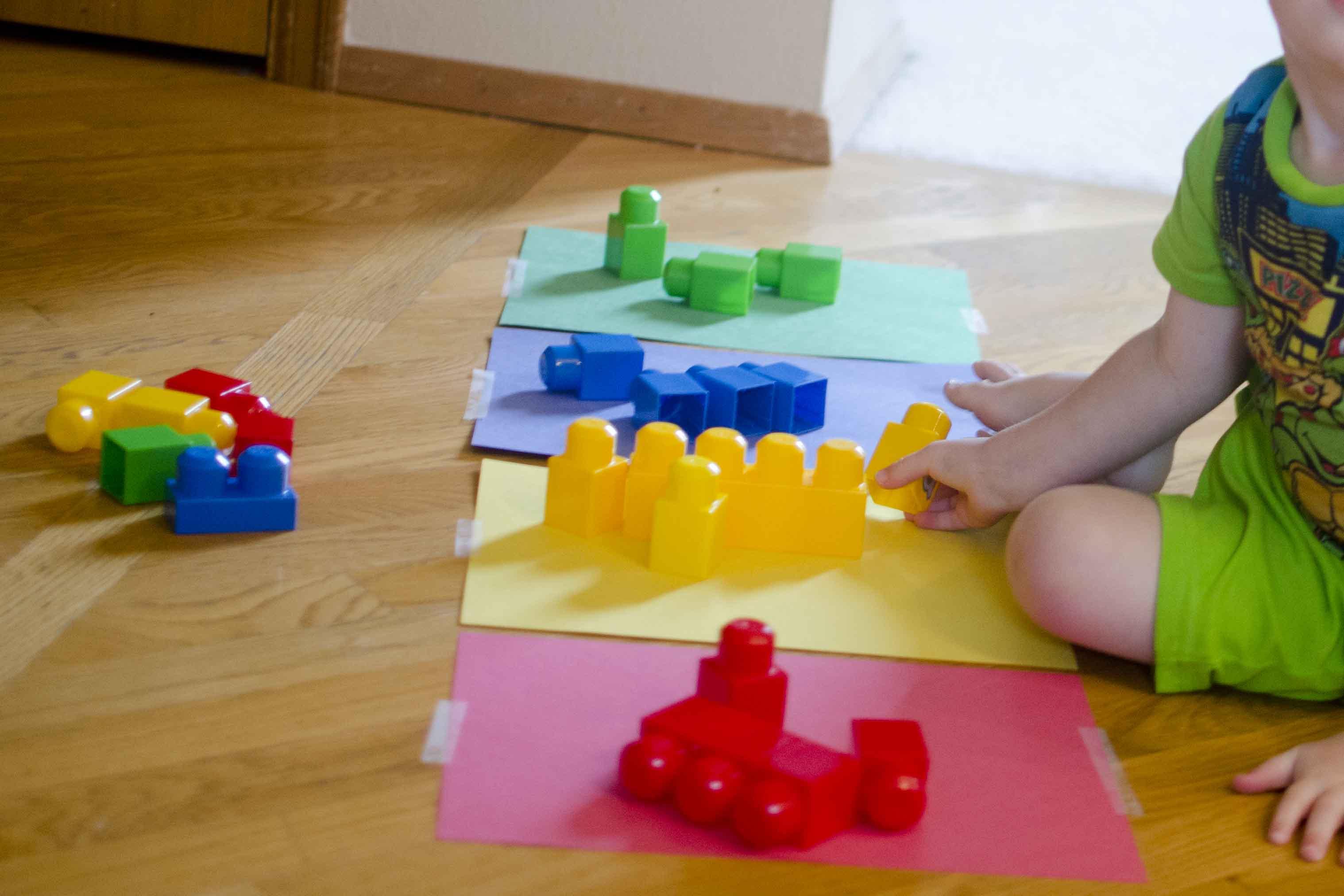 8 Simple Sorting Activities