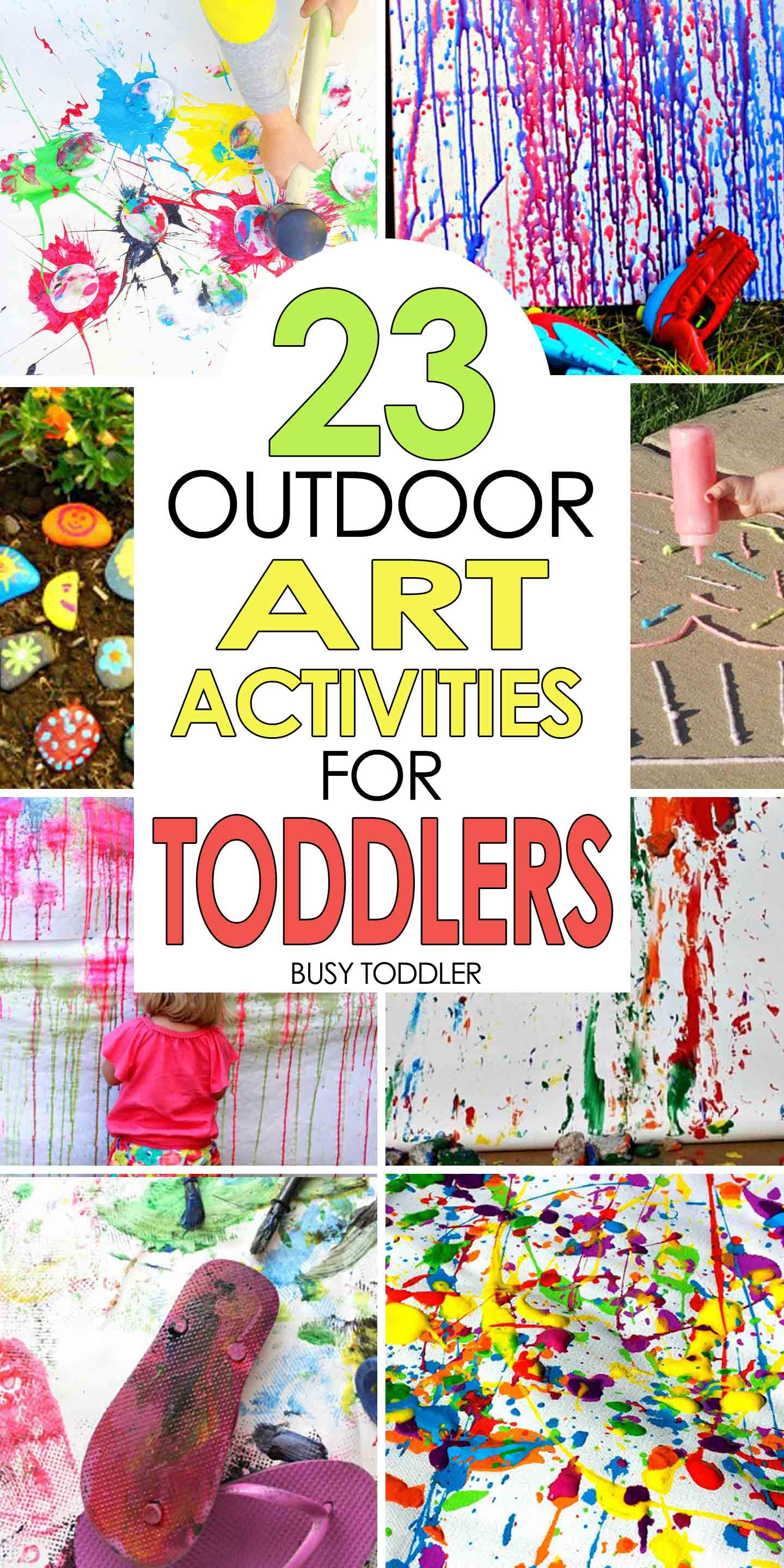 50 Summer Activities For Toddlers These Are The Best