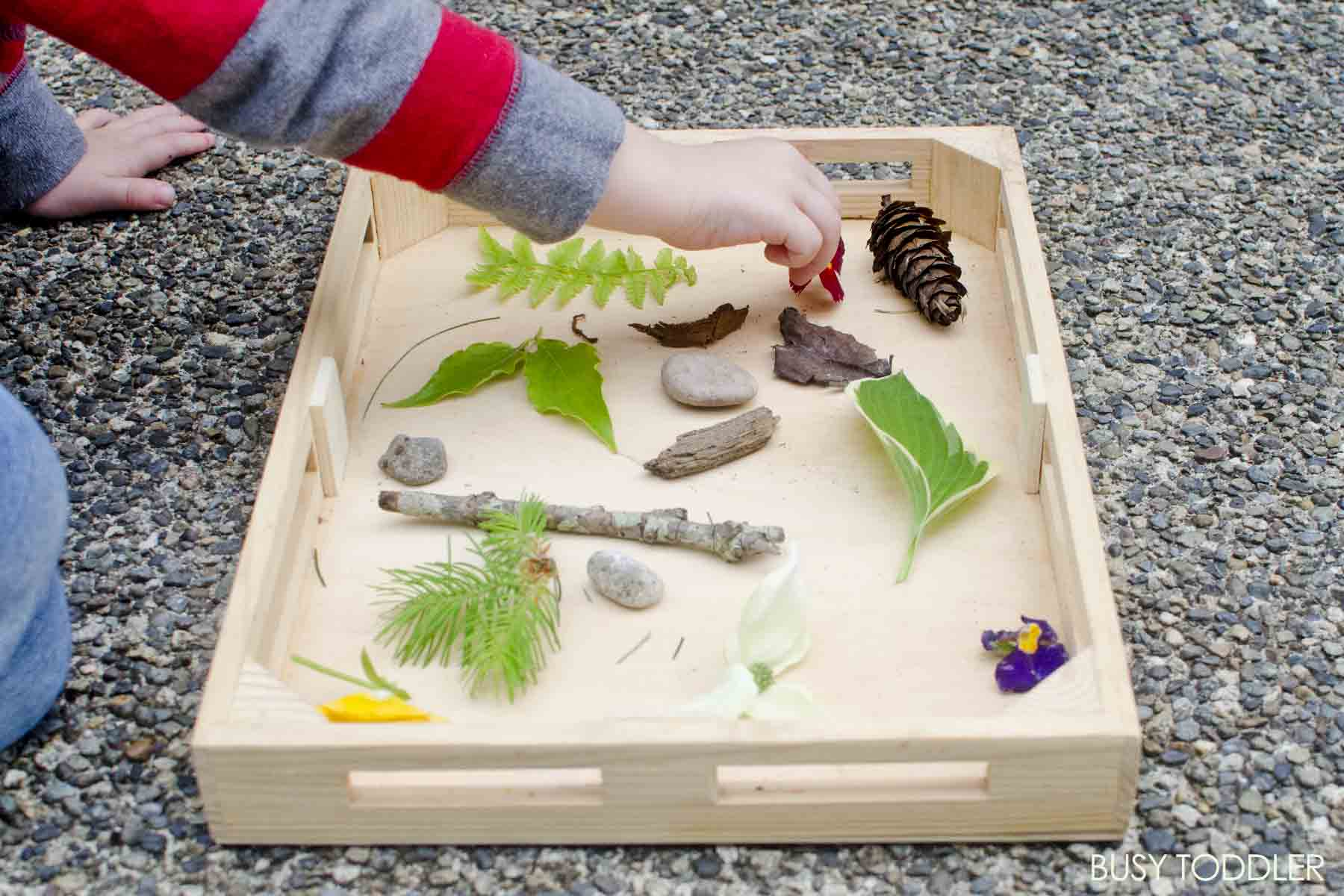 Nature I Spy With Toddlers