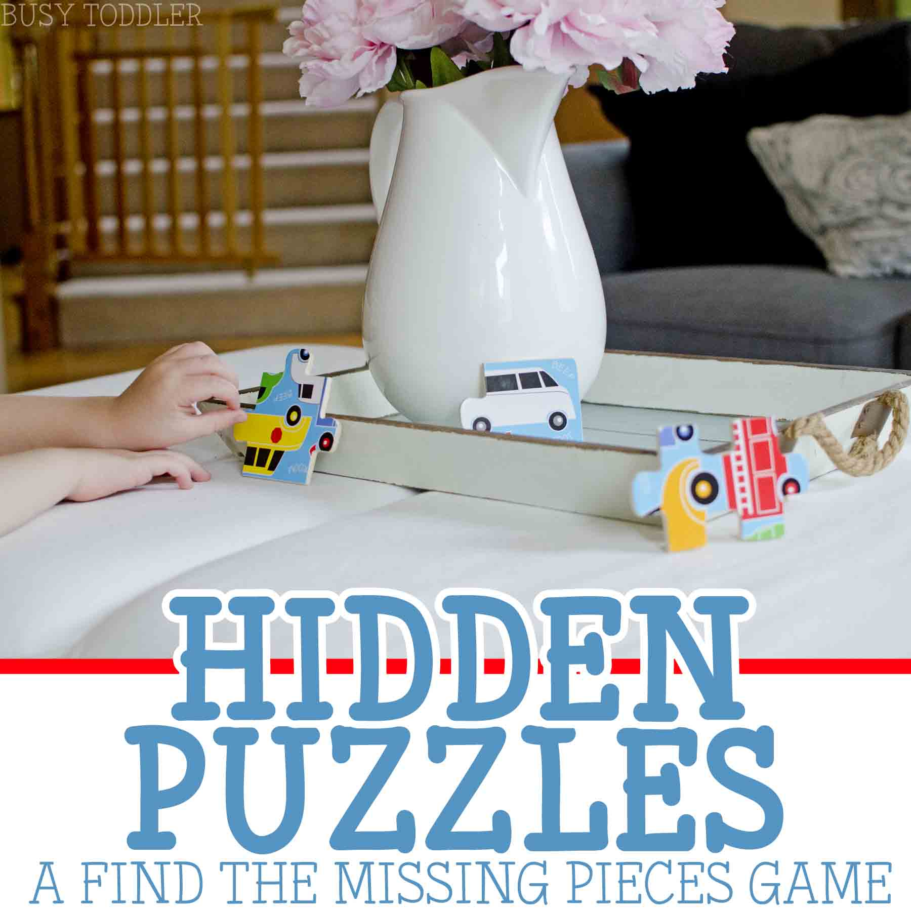 Puzzle Hide And Seek