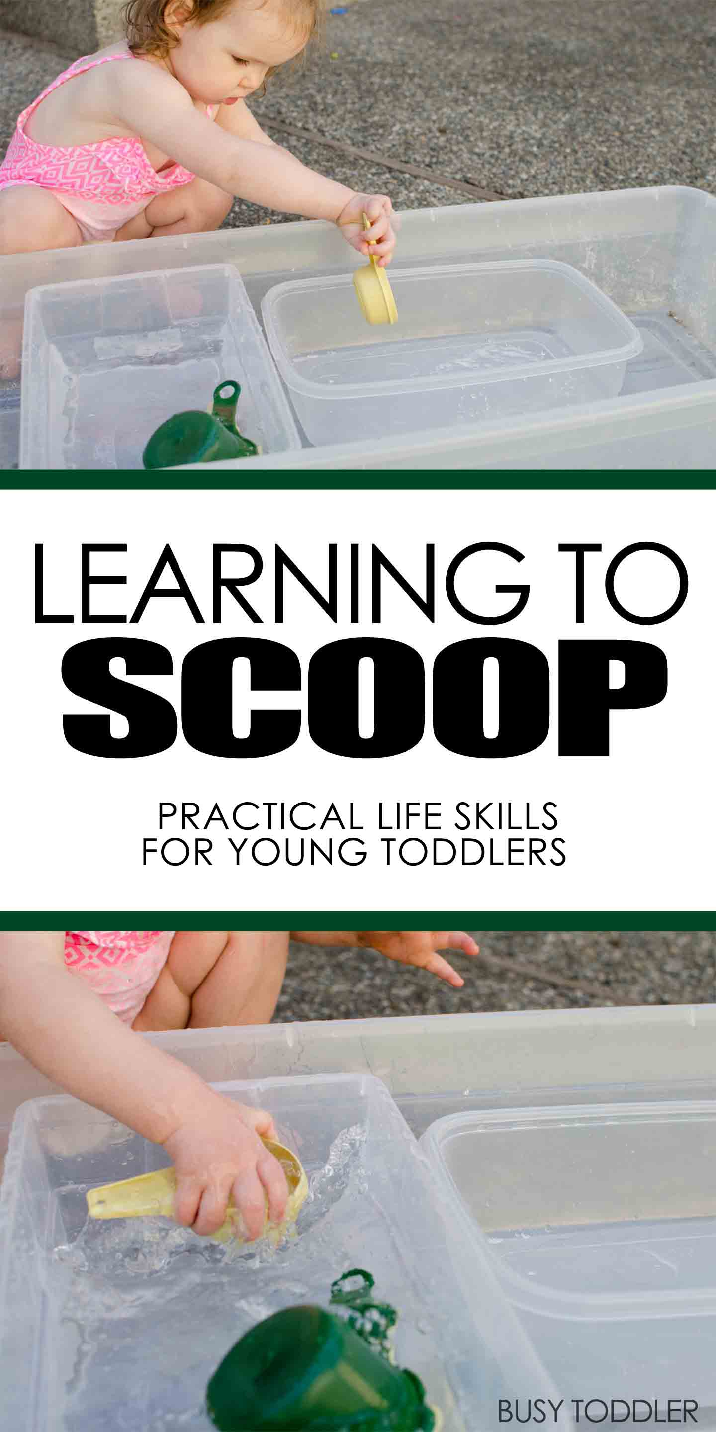 Learning To Scoop A Practical Life Skill
