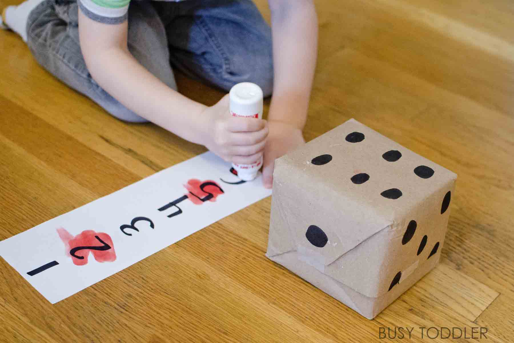 Roll Amp Cross Math Game