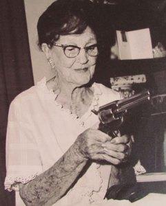 Lula Parker Betenson, Butch Cassidy's sister.
