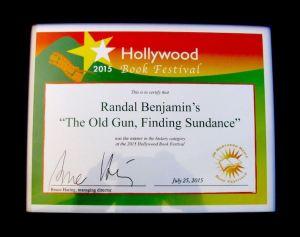 Hollywood Book Festival Award