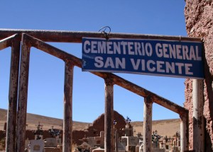 Image of San Vicente Cemetery Today
