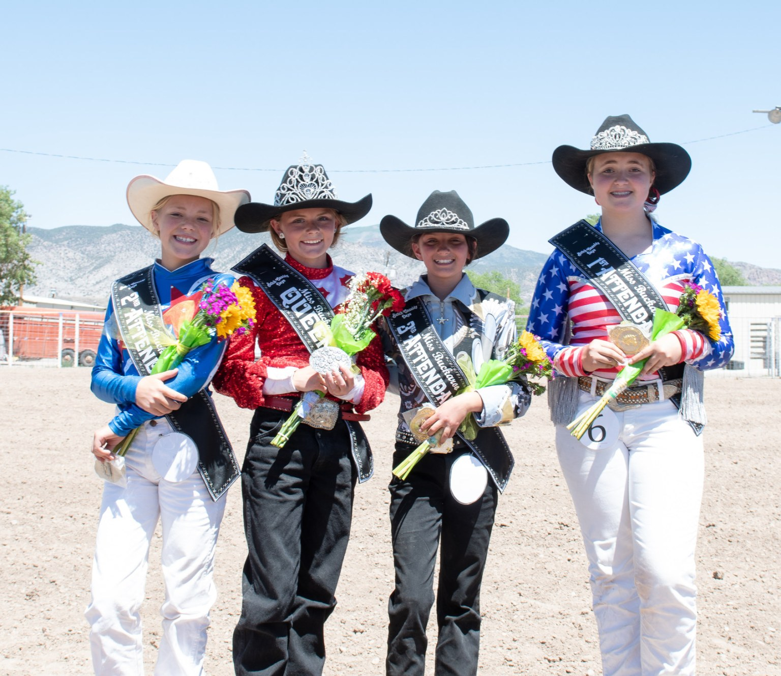 Rodeo Pageant 2021