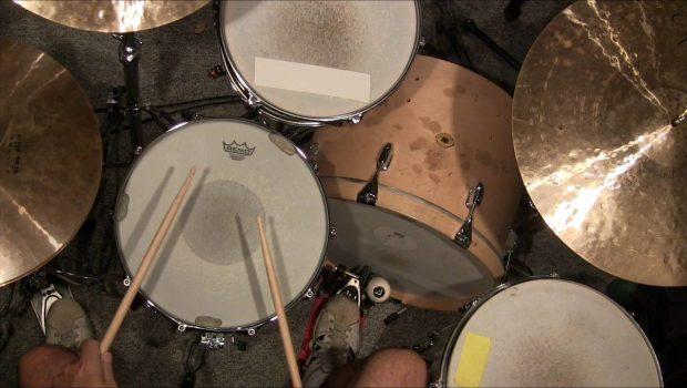 Improvisation to Kronos Quartet