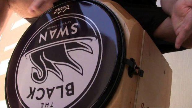 The Black Swan Drum #4