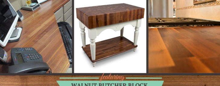 Walnut Butcher Block – Bring the Trend Home