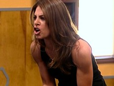 I have no idea how Jillian Michaels defines herself. She might not look butch in those dresses, but her attitude and poise are hella butch. Hey girl!