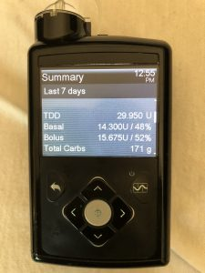 Basal to Bolus Percentages for the MiniMed 670G