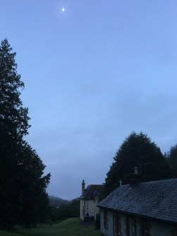 Dawn at the Bunkhouse