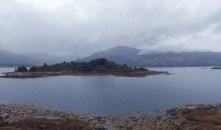 Loch Sunart from the Garbh Eilean hide
