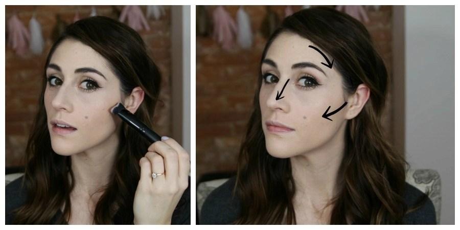 contour-how-to-bronzer