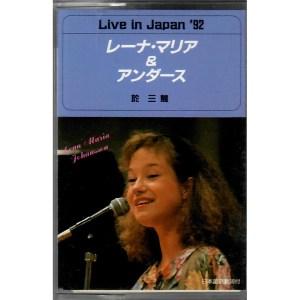Live in Japan 92