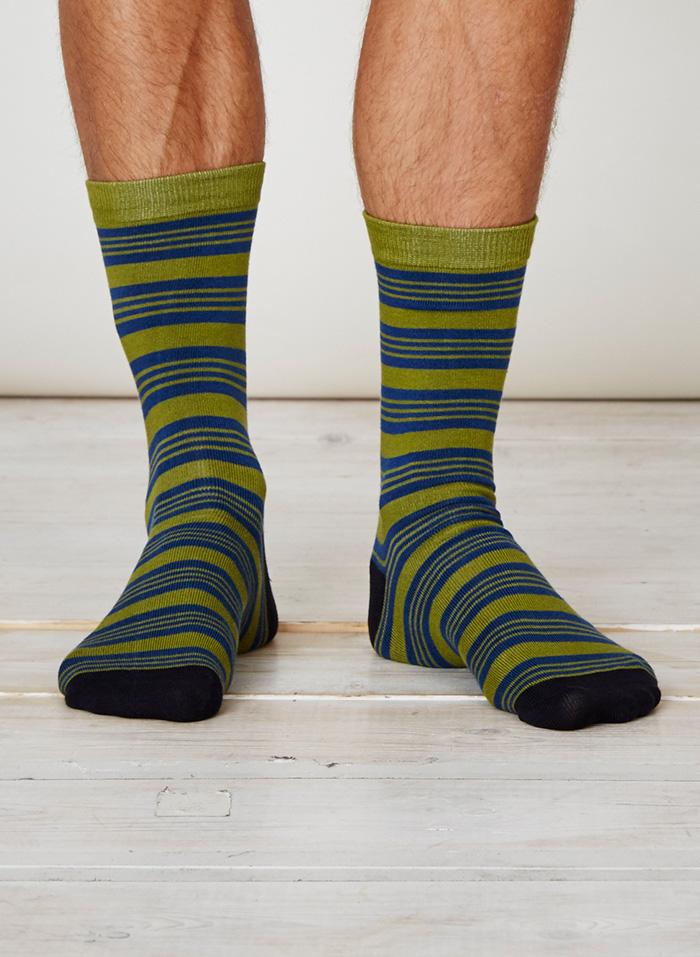 SPM225-Yoran-Socks-Olive2