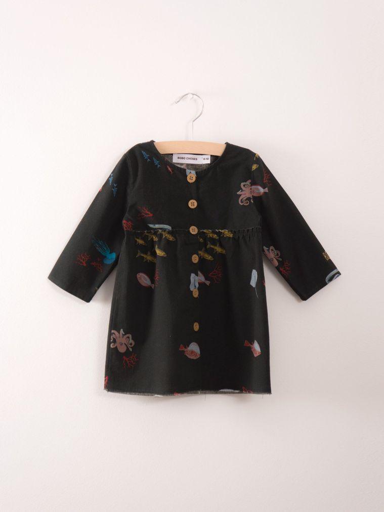 DEEP SEA BABY PRINCESS DRESS-1