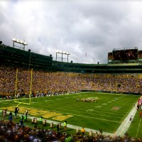 Wisconsin: Green Bay Packers and the Drunken Fundra of Lambeau