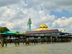 ::over water mosque::