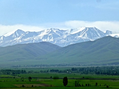 ::those epic Kyrgyz mountains::