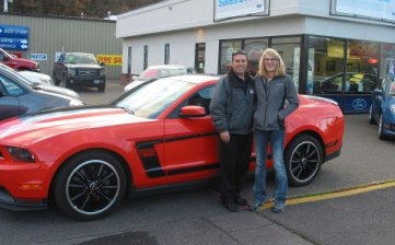 Donna and Boss 302