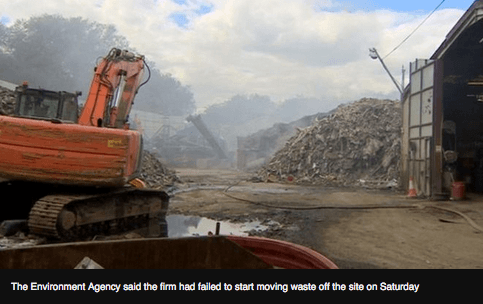 Recycling Insurance – the importance of fire risk assessments