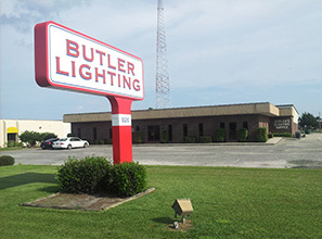 butlerlighting com