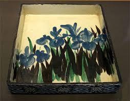 kenzan irises