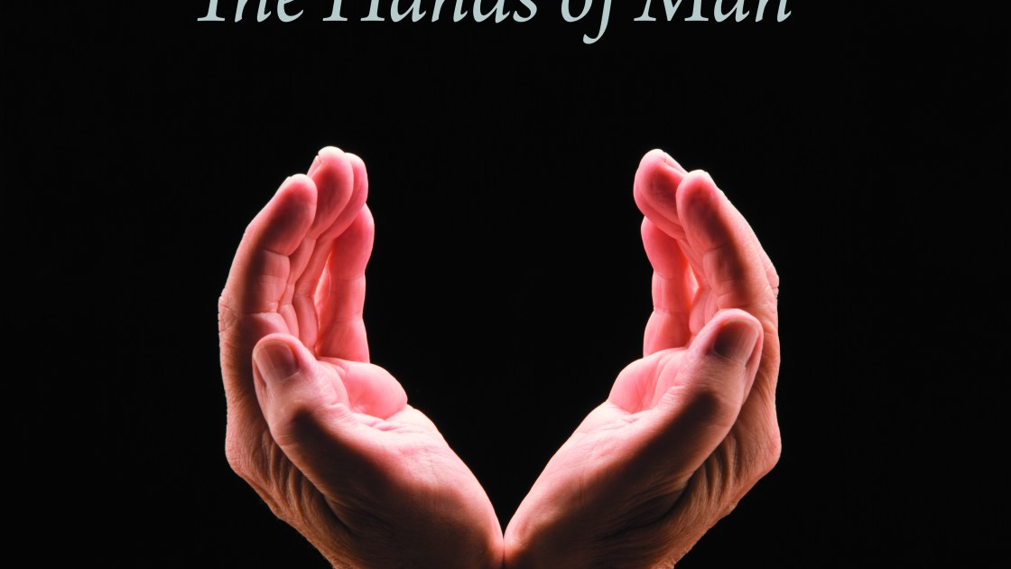 Pictured above is the album cover of 'The Hands Of Man' by Chris De Burgh, released in 2014 on Butler Records