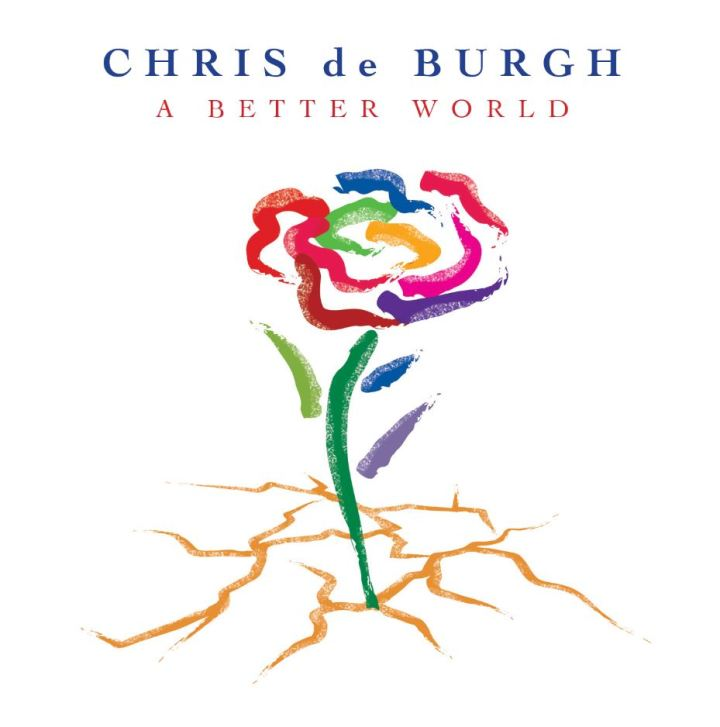 Chris de Burgh - A better world cover_small