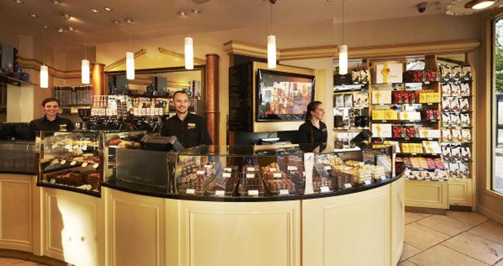 Visit Butlers Chocolates ® Café Auckland New Zealand